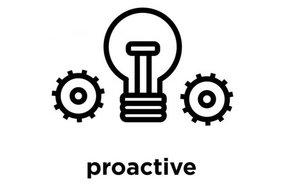 Почему обслуживание является центром прибыли, Proactive
